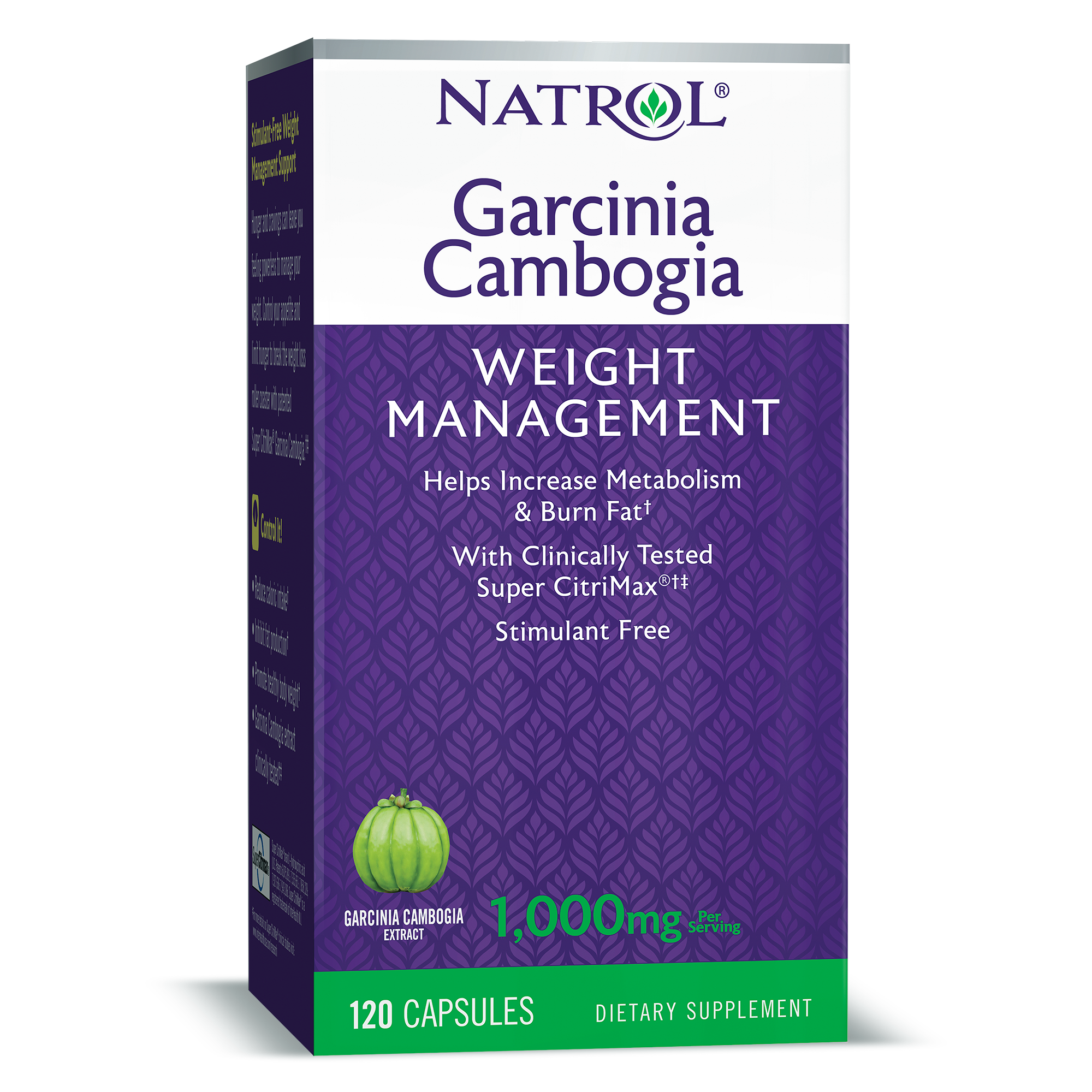 Natrol Natrol Garcinia Cambogia Weight Management 1 000 Mg